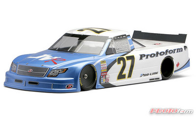PROTOFORM ORT OVAL RACE TRUCK BODY