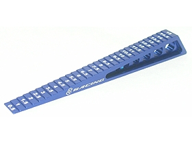CHASSIS RIDE HEIGHT GAUGE / BLUE