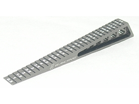 CHASSIS RIDE HEIGHT GAUGE / TITANIUM