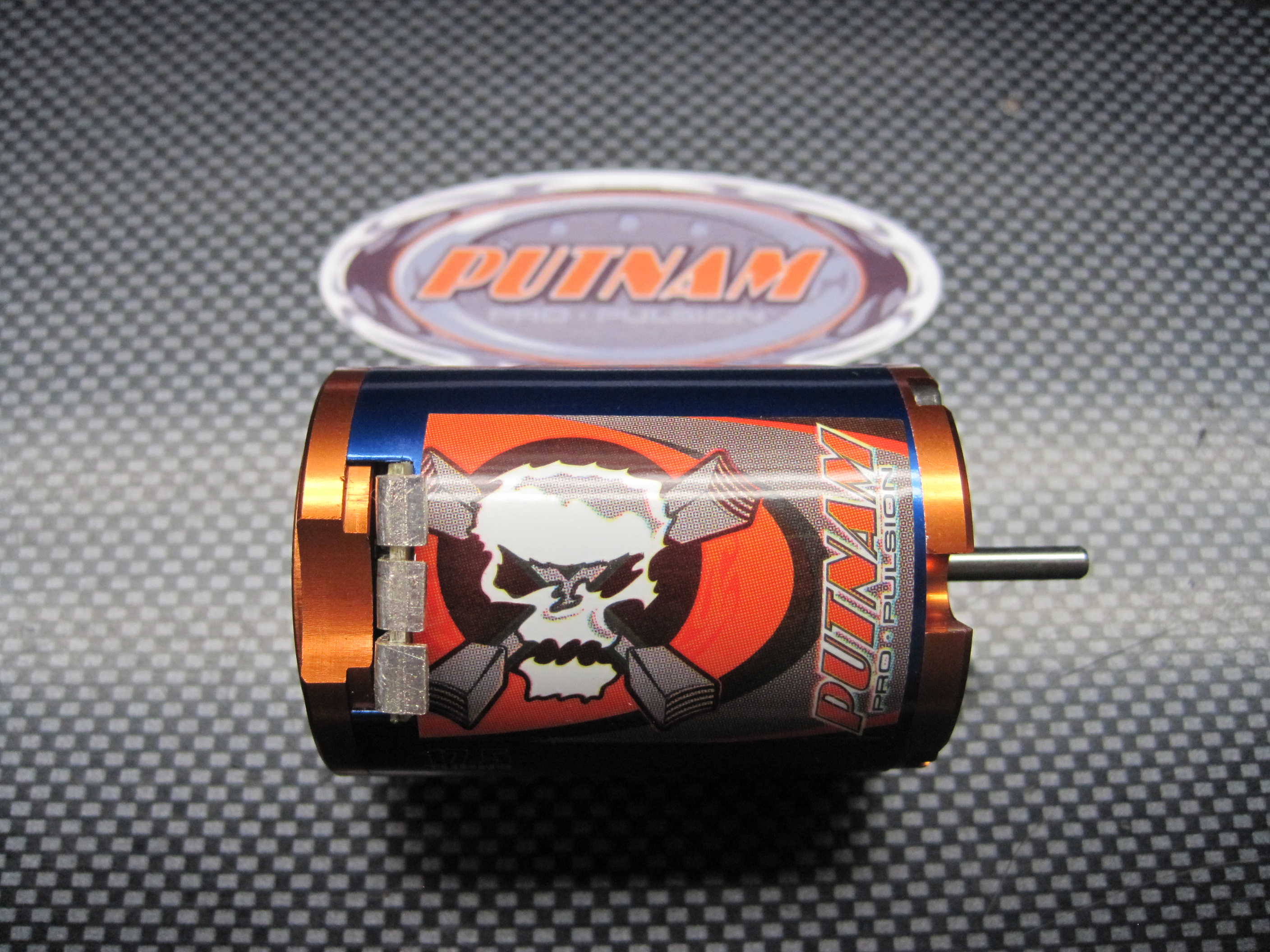 "Putnam ""TODDZILLA"" 5.5 Turn Brushless Modified Motor"