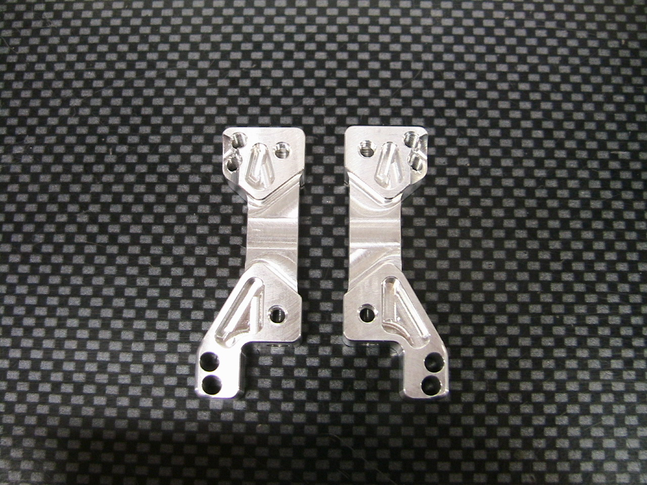 Putnam 0/2 Degree Terminator Rear Toe Blocks