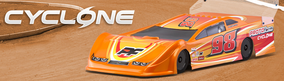 PROTOFORM CYCLONE LATE MODEL