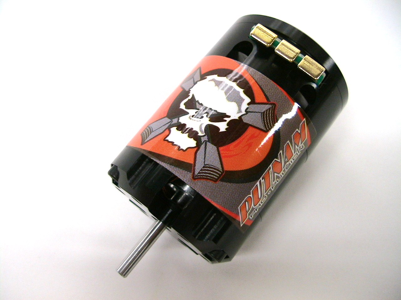 "Putnam ""TODDZILLA"" 4.0 Turn Brushless Modified Motor"
