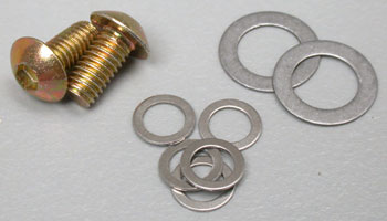 Associated Clutch Screw / Shim Kit