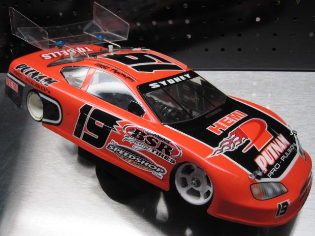 CARPET OVAL BODIES   RC Speed Shop - Putnam Propulsion